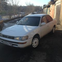 Тойота королла 1992