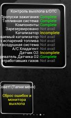 Торк данные